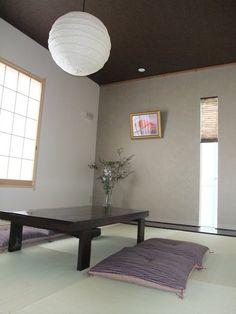 Japanese House, Japanese Style, Zen Room, Modern Japanese Interior, Tatami Room, Interior Decorating, Exterior, Lighting, House Design