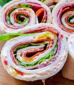 Italian Pinwheels 3