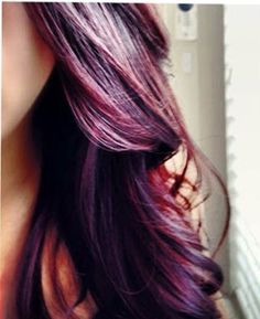 burgundy hair really like this color