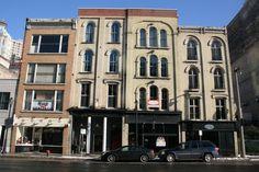 Pre-civil war buildings on N Water St.
