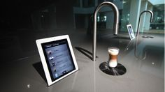 Inside The Kitchen Of The Future: iPhones That Make Lattes, $125,000Cabinets - Forbes article