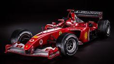 Ferrari F2002 -  Michael Schumacher by nancorocks.deviantart.com on @DeviantArt