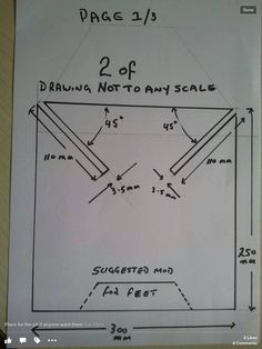 Flat Pack Fire Pit Template Pg3 Camping Ideas
