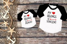 My heart belongs to mommyValentine's Mommy by bravelittleleaders