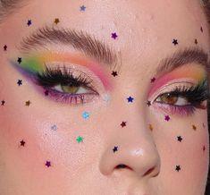 Makeup Goals, Makeup Inspo, Makeup Art, Makeup Inspiration, Beauty Makeup, Fairy Makeup, Mermaid Makeup, Kawaii Makeup, Cute Makeup