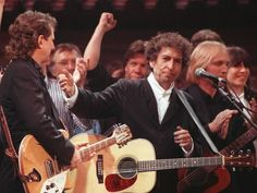 Oct 16,1992 Bob Dylan's 30th-anniversary concert