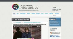 Journalism Interactive Digital Storytelling, Journalism, Digital Media, Missouri, Conference, Innovation, Student, Events, Education