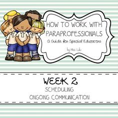 Resources & tips for teaching students with severe disabilities from a special education teacher