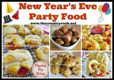 The Country Cook - New Year's Eve Party Food