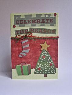 Cartão Natal - By Sarah Lee