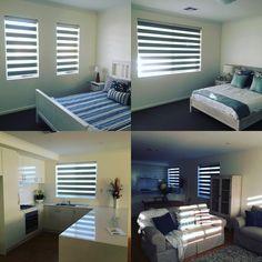 Zebra shades blinds Make your house warmer!