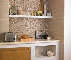 Linear Coco Cream Gloss | Topps Tiles