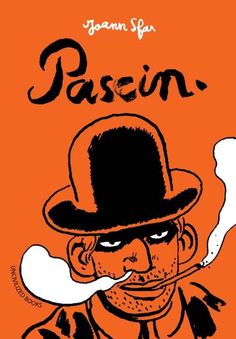 """Pascin — This is a whirlwind biography of Jules Pascin, """"The Prince of Montparnasse,"""" a bohemian Jewish artist who lived and worked in France in the 1920s. Read More: https://www.forewordreviews.com/reviews/pascin/?utm_source=pinterest&utm_medium=social&utm_campaign= #comicsandgraphicnovels"""