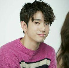 박진영 Park Jin Young #GOT7 | I know that smile, pretending
