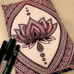 40 absolutely beautiful zentangle patterns for many uses is part of Mandala art - 40 Absolutely Beautiful Zentangle patterns For Many Uses artInspiration Creative Doodle Art Drawing, Zentangle Drawings, Pencil Art Drawings, Zentangle Patterns, Art Drawings Sketches, Drawing Ideas, Nature Drawing, Lotus Drawing, Easy Zentangle