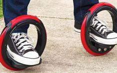 Le skateboard du futur est à roulettes… mais sans planche ? Il faut le voir en action !