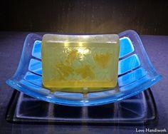 Lemon Scented Natural Honey Bee Bar Soap by LoveHandyWork on Etsy Pure Honey, Natural Honey, Honey Soap, Safflower Oil, Lemon Essential Oils, Palm Oil, Handmade Soaps, Bar Soap, Fused Glass