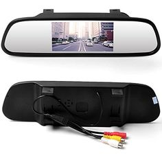 Intsun® 5 inch Screen Car Vehicle Rearview Mirror Monitor for DVD/VCR/Car Reverse Camera(DC 12V / PAL / NTSC / 2 Ways Video Inputs) (5 inch) - http://www.caraccessoriesonlinemarket.com/intsun-5-inch-screen-car-vehicle-rearview-mirror-monitor-for-dvdvcrcar-reverse-cameradc-12v-pal-ntsc-2-ways-video-inputs-5-inch/  #CameraDC, #DVDVCRCar, #Inch, #Inputs, #Intsun, #Mirror, #Monitor, #NTSC, #Rearview, #Reverse, #Screen, #Vehicle, #Video, #Ways #Car-Video, #Electronics