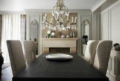 Swiss Chalet by Top Interior Designer Kelly Hoppen
