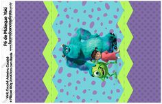 Monsters Inc, Monster Party, Html, Birthday Ideas, Printables, Fictional Characters, Tomboy, Fiestas, Home