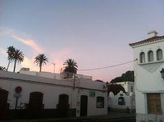 Haría in Canarias