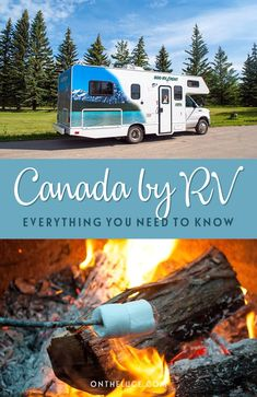The firsttimers guide to exploring Canada by RV motorhome. All the tips and hints you need for an epic road trip adventure RVing in Canada. Travel Trailer Camping, Roadtrip, Rv Travel, Tent Camping, Camping Gear, Camping Hacks, Travel Tips, Canada Canada, Visit Canada