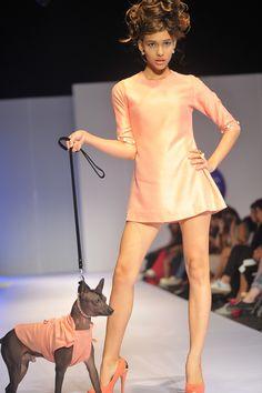 Diseño de Ludovika Koch Fashion Week Panamá 2013 Revista Ellas