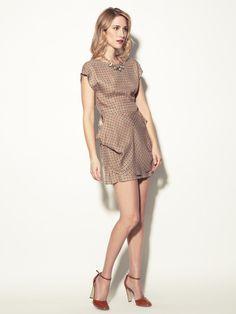 Silk Minnie Dress by Doucette Duvall $199 on Gilt.com
