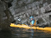 Sea kayak tours near Dubrovnik.