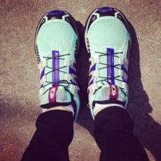 Salomon trail running/ hiking shoes