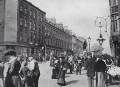 Bethnal Green Road in 1905 / London