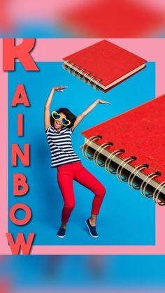 Pink Pig Sketchbook, Book Crafts, Arts And Crafts, Color Of The Week, Colours, Red, Sketchbooks, Range, Shopping
