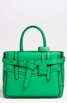 Reed Krakoff 'Boxer' Leather Satchel