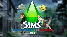 """Mod The Sims - The Sims 3 Awkward moments & Humiliations """"Immediate Interactions"""""""