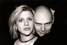 Billy Corgan couple
