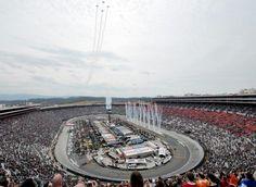 Bristol, NASCAR