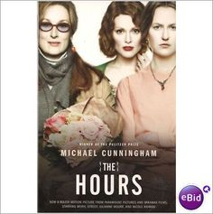 The Hours tells the story of three women: Virginia Woolf, beginning to write Mrs. Dalloway as she recuperates in a London suburb with her. Michael Cunningham, Books To Read, My Books, Movies Worth Watching, Video On Demand, Film Music Books, Period Dramas, Great Movies, Fiction Books