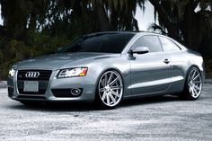 Audi on Vossen Audi A5 Coupe, Rs5 Coupe, My Dream Car, Dream Cars, Audi Rs5, Cool Sports Cars, My Ride, Hot Cars, Super Cars