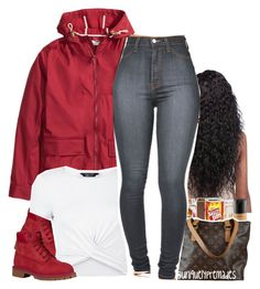 """"" by liveitup-167 ❤ liked on Polyvore featuring Timberland and New Look"