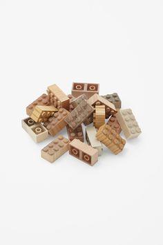 mokulock wooden blocks/cos