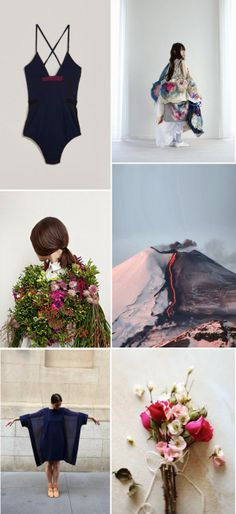 The Plumed Nest: Moodboard | Thaw |