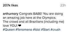 Simone Biles no sólo se llevó 4 medallas de oro en los JJ.OO también encontró el amor entre los atletas