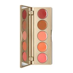 Convertible Color Dual Lip Cheek Palette Sunset Serenade (52 AUD) ❤ liked on Polyvore featuring beauty products, makeup and palette makeup