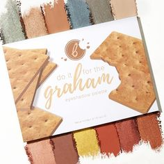 Up your selfie game with twelve foil, matte, and duo-chrome eyeshadow shades from our Do It For The Graham Palette. Fall Eyeshadow Palette, Makeup Palette, Autumn Inspiration, Makeup Inspiration, Graham, Best Acne Products, Eye Products, Makeup Products, Beauty Products