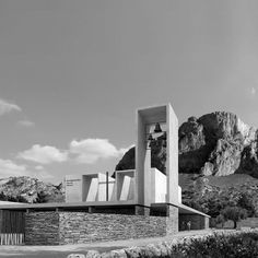 The project for the Parish complex in Cinisi finds its inspiration in the Domus as typological and conceptual archetype;  the way it is settled reminds infact the sicilian baglio – the local farming typology - in the way it organizes the internal and ...