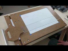 Merveilleux Diy Tabletop Drawing Board   YouTube