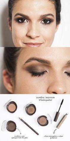 Um verdadeiro clássico da maquiagem, esse produto é versátil e pode acompanhar você em vários momentos. Celso Lumi, maquiador regional da Natura, mostra como. Fique de olho nas dicas!