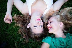 Lesbian Engagement Shoot: Zhenya & Marina