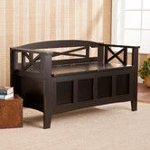 Found it at Wayfair - Cooper Storage Bench