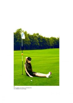 Fashion Golf for @Paisley Piasecki